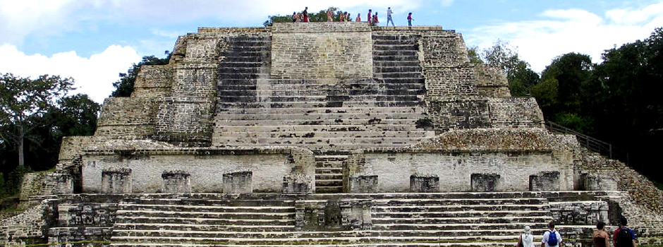altun ha maya ruin adventure belize