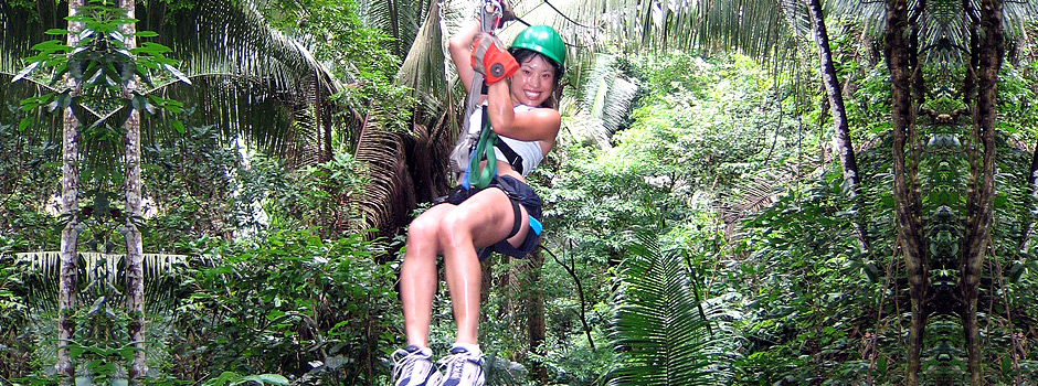 Belize Jungle Zipline Adventure