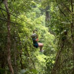 Belize zip line