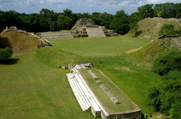 Altun Ha Maya Ruin