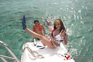 Belize Sailing and Snorkeling