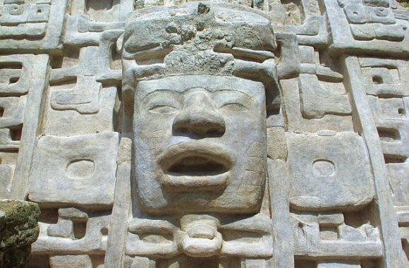 Lamanai Maya Ruin